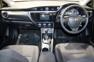 2017 Toyota Corolla ZRE182R MY17 Ascent Silver 7 Speed CVT Auto Sequential Hatchback