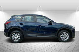 2013 Mazda CX-5 KE1021 MY14 Maxx SKYACTIV-Drive AWD Sport Blue 6 Speed Sports Automatic Wagon.