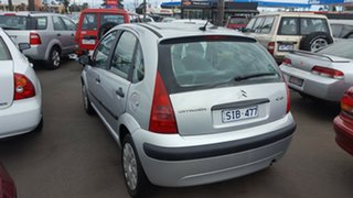 2003 Citroen C3 Panoramique Silver 5 Speed Manual Hatchback