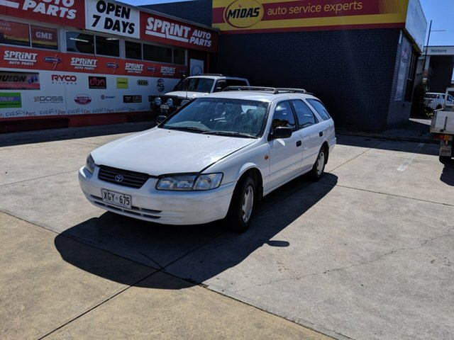 Used Toyota Camry SXV20R CSi, 1998 Toyota Camry SXV20R CSi White 4 Speed Automatic Wagon