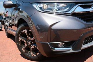2019 Honda CR-V RW MY19 VTi-S FWD Modern Steel 1 Speed Constant Variable Wagon.