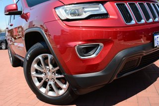 2015 Jeep Grand Cherokee WK MY15 Laredo 4x2 Red/Black 8 Speed Sports Automatic Wagon.