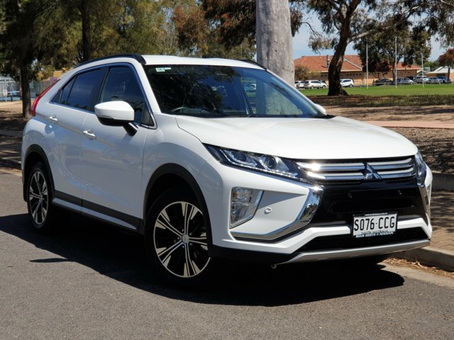 Used Mitsubishi Eclipse Cross YA MY18 LS 2WD, 2017 Mitsubishi Eclipse Cross YA MY18 LS 2WD White 8 Speed Constant Variable Wagon