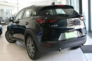 2020 Mazda CX-3 DK2W7A Akari SKYACTIV-Drive FWD LE Jet Black 6 Speed Sports Automatic Wagon.