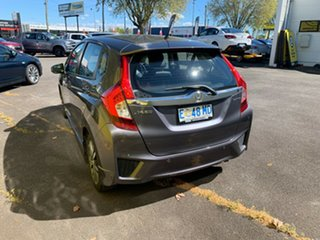 2015 Honda Jazz GF MY15 VTi-L Grey 1 Speed Constant Variable Hatchback