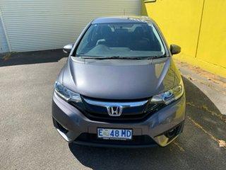 2015 Honda Jazz GF MY15 VTi-L Grey 1 Speed Constant Variable Hatchback.