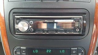 2005 Chrysler Grand Voyager RG 4th Gen MY05 LX Black 4 Speed Automatic Wagon