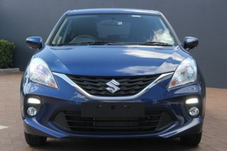 2020 Suzuki Baleno EW Series II GL Star Blue 4 Speed Automatic Hatchback