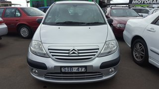 2003 Citroen C3 Panoramique Silver 5 Speed Manual Hatchback.
