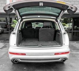 2011 Audi Q7 MY12 TDI Tiptronic Quattro Silver 8 Speed Sports Automatic Wagon