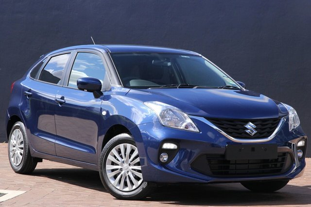 New Suzuki Baleno Series II GL Wagga Wagga, 2021 Suzuki Baleno Series II GL Star Blue 4 Speed Automatic Hatchback