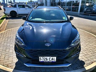 2019 Ford Focus SA 2019.75MY Active Shadow Black 8 Speed Automatic Hatchback