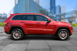 2015 Jeep Grand Cherokee WK MY15 Laredo 4x2 Red/Black 8 Speed Sports Automatic Wagon