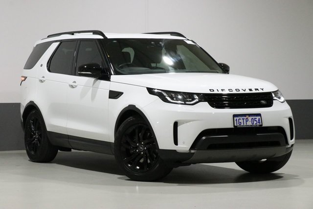 Used Land Rover Discovery MY17 TD6 SE, 2017 Land Rover Discovery MY17 TD6 SE White 8 Speed Automatic Wagon