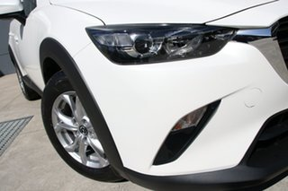 2019 Mazda CX-3 DK2W7A Maxx SKYACTIV-Drive FWD Sport Snowflake White 6 Speed Sports Automatic Wagon.