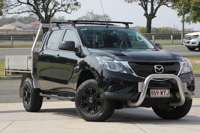Used Mazda BT-50 UR0YG1 XT, 2016 Mazda BT-50 UR0YG1 XT Black 6 Speed Sports Automatic Utility