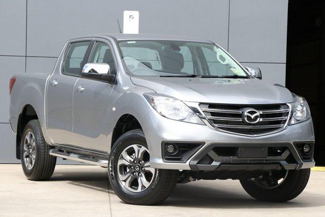 New Mazda BT-50 TFR40J XTR 4x2 Liverpool, 2020 Mazda BT-50 TFR40J XTR 4x2 Ingot Silver 6 Speed Sports Automatic Utility