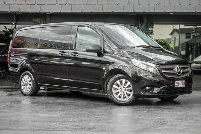 Used Mercedes-Benz Valente 447 116BlueTEC 7G-Tronic +, 2016 Mercedes-Benz Valente 447 116BlueTEC 7G-Tronic + Black 7 Speed Sports Automatic Wagon