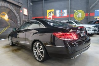 2013 Mercedes-Benz E-Class C207 MY13 E250 CDI 7G-Tronic + Black 7 Speed Sports Automatic Coupe