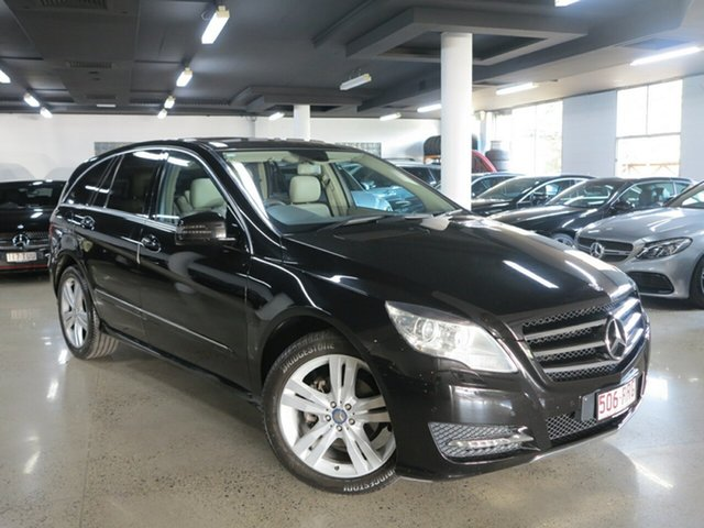 Used Mercedes-Benz R-Class W251 MY2011 R300 CDI AWD, 2011 Mercedes-Benz R-Class W251 MY2011 R300 CDI AWD Black 7 Speed Sports Automatic Wagon