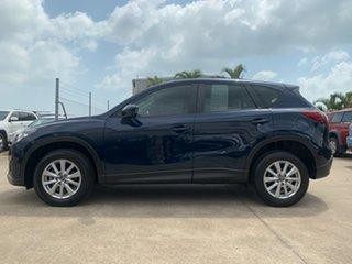 2013 Mazda CX-5 KE1021 MY14 Maxx SKYACTIV-Drive AWD Sport Blue 6 Speed Sports Automatic Wagon