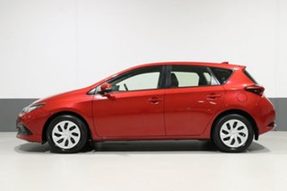 2017 Toyota Corolla ZRE182R MY17 Ascent Red 7 Speed CVT Auto Sequential Hatchback