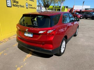 2018 Holden Equinox EQ MY18 LS FWD Glory Red 6 Speed Sports Automatic Wagon