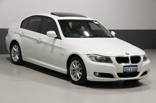 2010 BMW 320d E90 MY09 Executive White 6 Speed Auto Steptronic Sedan