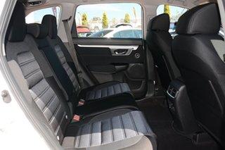 2019 Honda CR-V RW MY19 VTi-S 4WD Platinum White 1 Speed Constant Variable Wagon