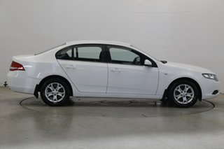 2011 Ford Falcon FG XT Winter White 6 Speed Sports Automatic Sedan