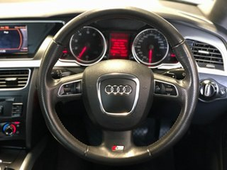 2010 Audi A5 8T 2.0 TFSI Quattro Blue 7 Speed Auto Direct Shift Coupe