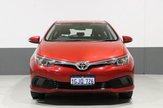 2017 Toyota Corolla ZRE182R MY17 Ascent Red 7 Speed CVT Auto Sequential Hatchback.