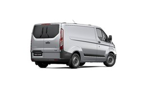 2020 Ford Transit Custom VN 2020.50MY 340S (Low Roof) Moondust Silver 6 Speed Automatic Van