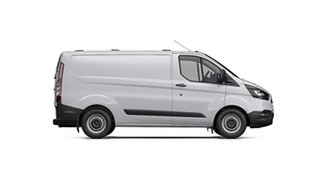 2020 Ford Transit Custom VN 2019.75MY 340S (Low Roof) Frozen White 6 Speed Manual Van