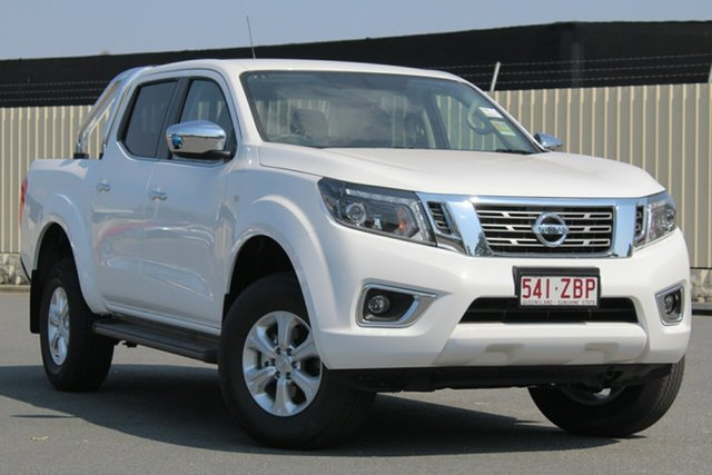 Demo Nissan Navara D23 S4 MY19 ST, 2019 Nissan Navara D23 S4 MY19 ST Polar White 6 Speed Manual Utility
