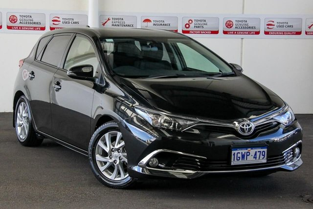 Used Toyota Corolla ZRE182R MY17 Ascent Sport, 2017 Toyota Corolla ZRE182R MY17 Ascent Sport Ink 7 Speed CVT Auto Sequential Hatchback