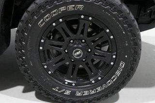 2015 Ford Ranger PX MkII XLT 3.2 (4x4) Black 6 Speed Manual Dual Cab Utility