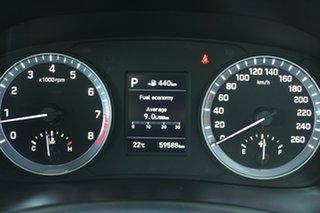 2017 Hyundai Sonata LF4 MY18 Active Blue 6 Speed Sports Automatic Sedan