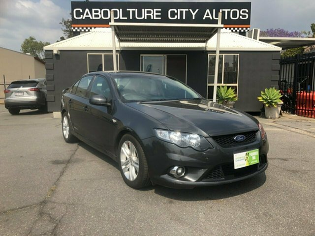 Used Ford Falcon FG XR6, 2010 Ford Falcon FG XR6 Grey 6 Speed Auto Seq Sportshift Sedan
