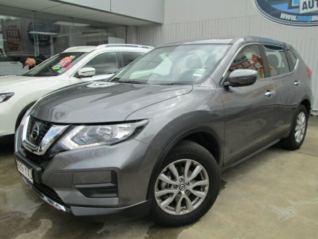Demo Nissan X-Trail T32 Series II ST X-tronic 2WD, 2019 Nissan X-Trail T32 Series II ST X-tronic 2WD Gun Metallic 7 Speed Constant Variable Wagon