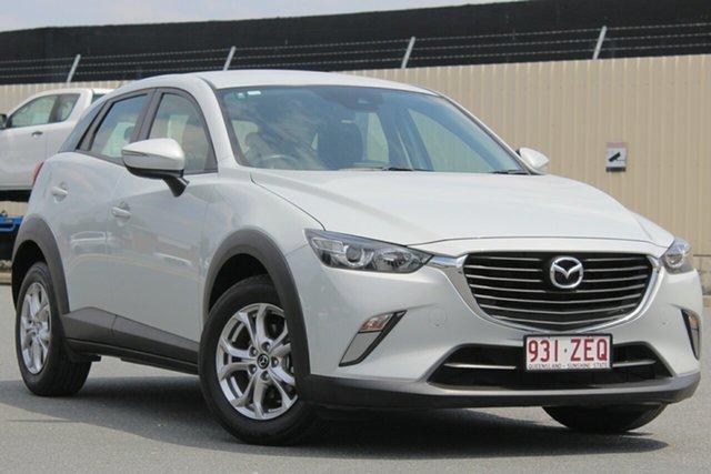 Used Mazda CX-3 DK2W7A Maxx SKYACTIV-Drive, 2017 Mazda CX-3 DK2W7A Maxx SKYACTIV-Drive Ceramic 6 Speed Sports Automatic Wagon