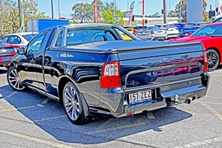 2015 Ford Falcon FG X XR6 Ute Super Cab Black 6 Speed Sports Automatic Utility.