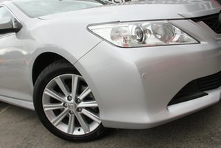 2016 Toyota Aurion GSV50R AT-X Silver 6 Speed Sports Automatic Sedan.