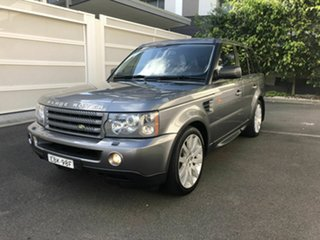 2008 Land Rover Range Rover Sport L320 08MY TDV6 Grey 6 Speed Sports Automatic Wagon