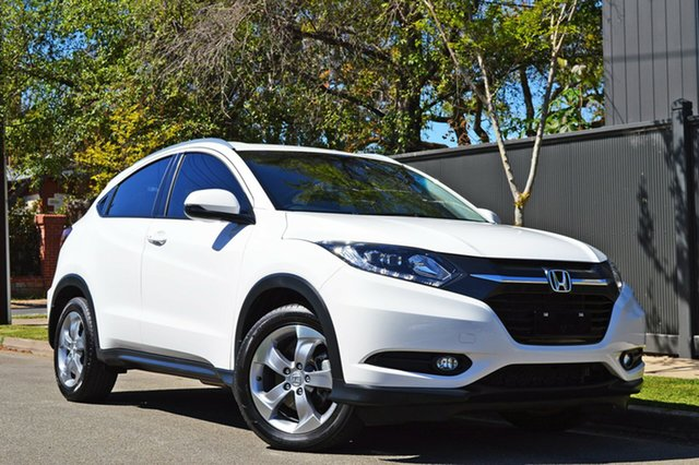 Used Honda HR-V MY17 VTi-S, 2018 Honda HR-V MY17 VTi-S White 1 Speed Constant Variable Hatchback