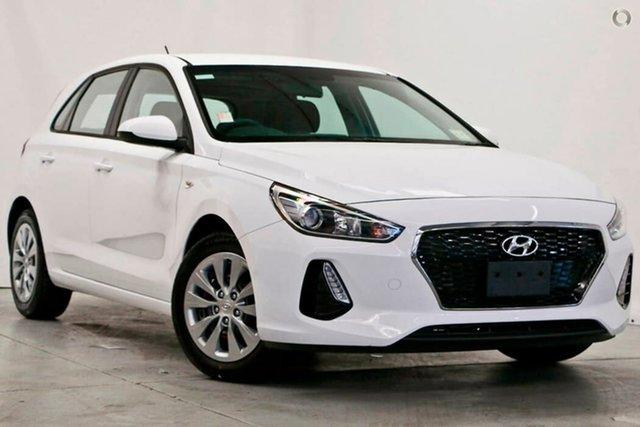 New Hyundai i30 PD.3 MY20 Go, 2019 Hyundai i30 PD.3 MY20 Go Polar White 6 Speed Manual Hatchback