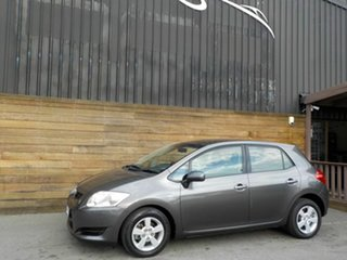 2007 Toyota Corolla ZRE152R Ascent Grey 4 Speed Automatic Hatchback