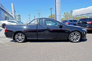 2015 Ford Falcon FG X XR6 Ute Super Cab Black 6 Speed Sports Automatic Utility