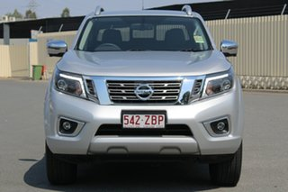 2019 Nissan Navara D23 S4 MY19 ST-X Brilliant Silver 7 Speed Sports Automatic Utility