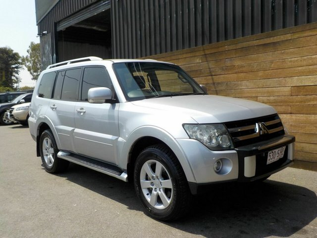 Used Mitsubishi Pajero NS VR-X, 2007 Mitsubishi Pajero NS VR-X Silver 5 Speed Sports Automatic Wagon
